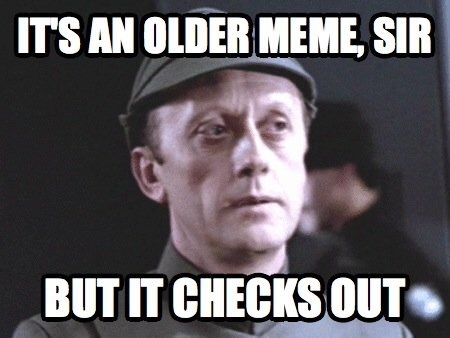 does it?!? - meme