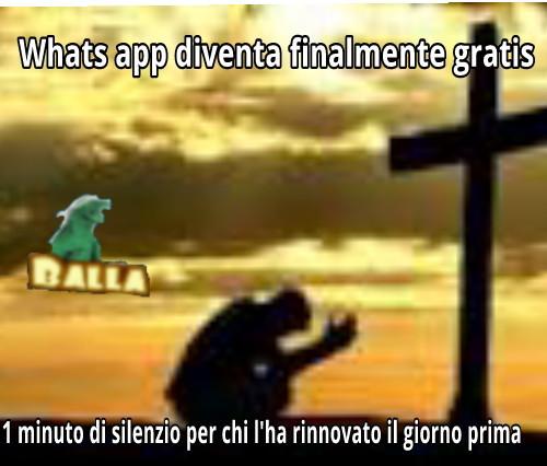 ......(beh?non preghi?) - meme