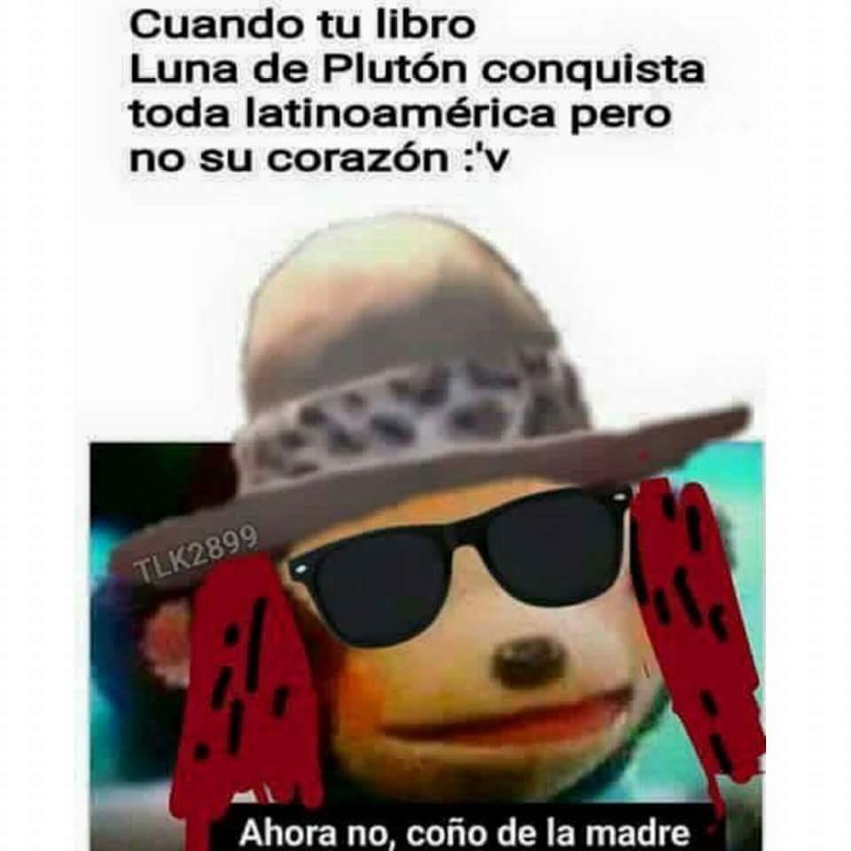 Coño de la madre >:v - meme