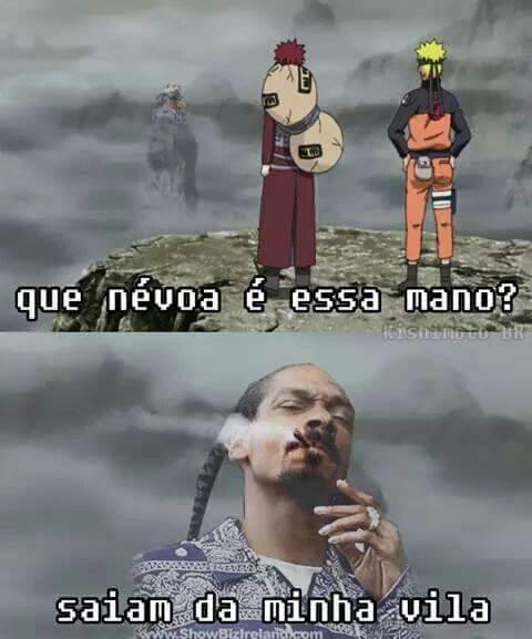 Snoop Uzumaki - meme
