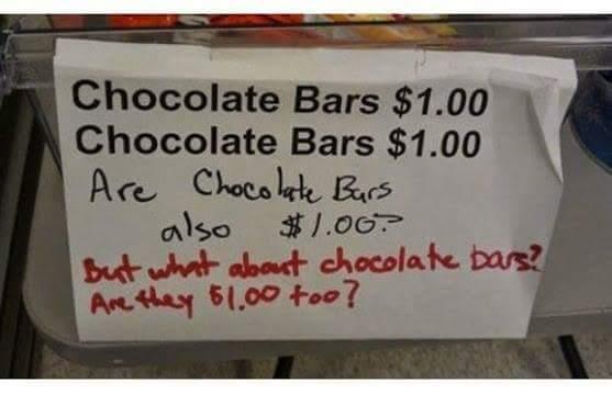 CHOCOLATE?CHHHHHOOOCCCLAAAATE - meme