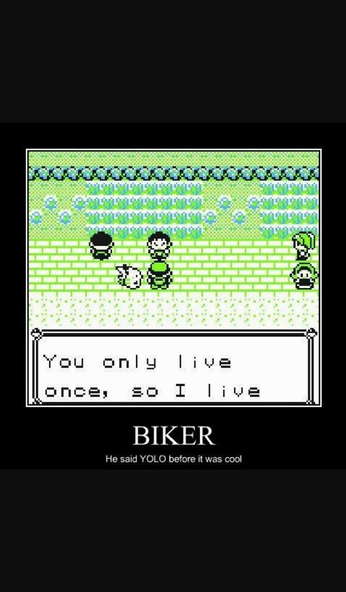 YOLO Pokemon - meme