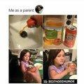 Poor little girl