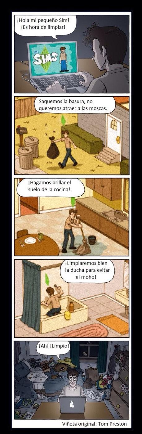 Sims - meme
