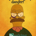 Breaking Bad + Les Simpson = Breaking Ned