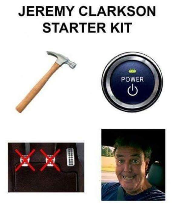 Clarkson - meme