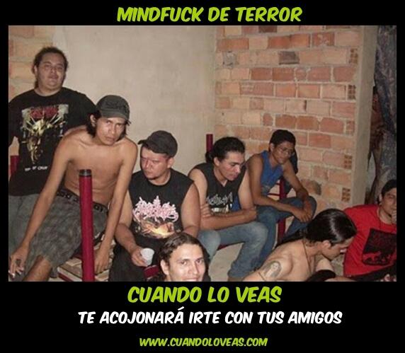Mindfuck II - no lo vi - meme