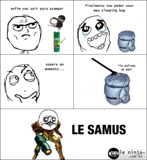 Samus - meme