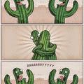 El título es un cactus