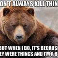 things n bears