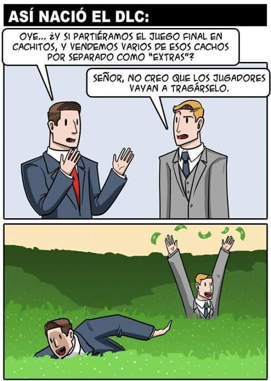 Corporación Gamer se abusa :( - meme