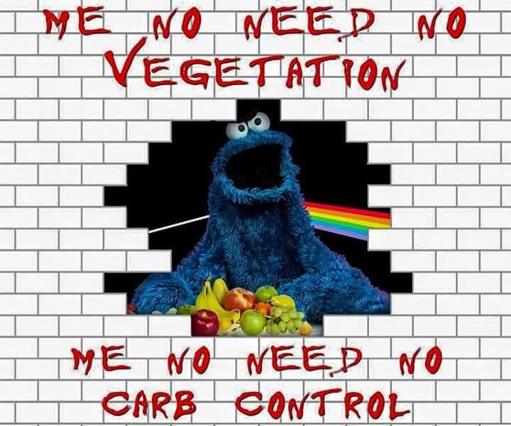 Pink Floyd + Sesame Street = ... - meme