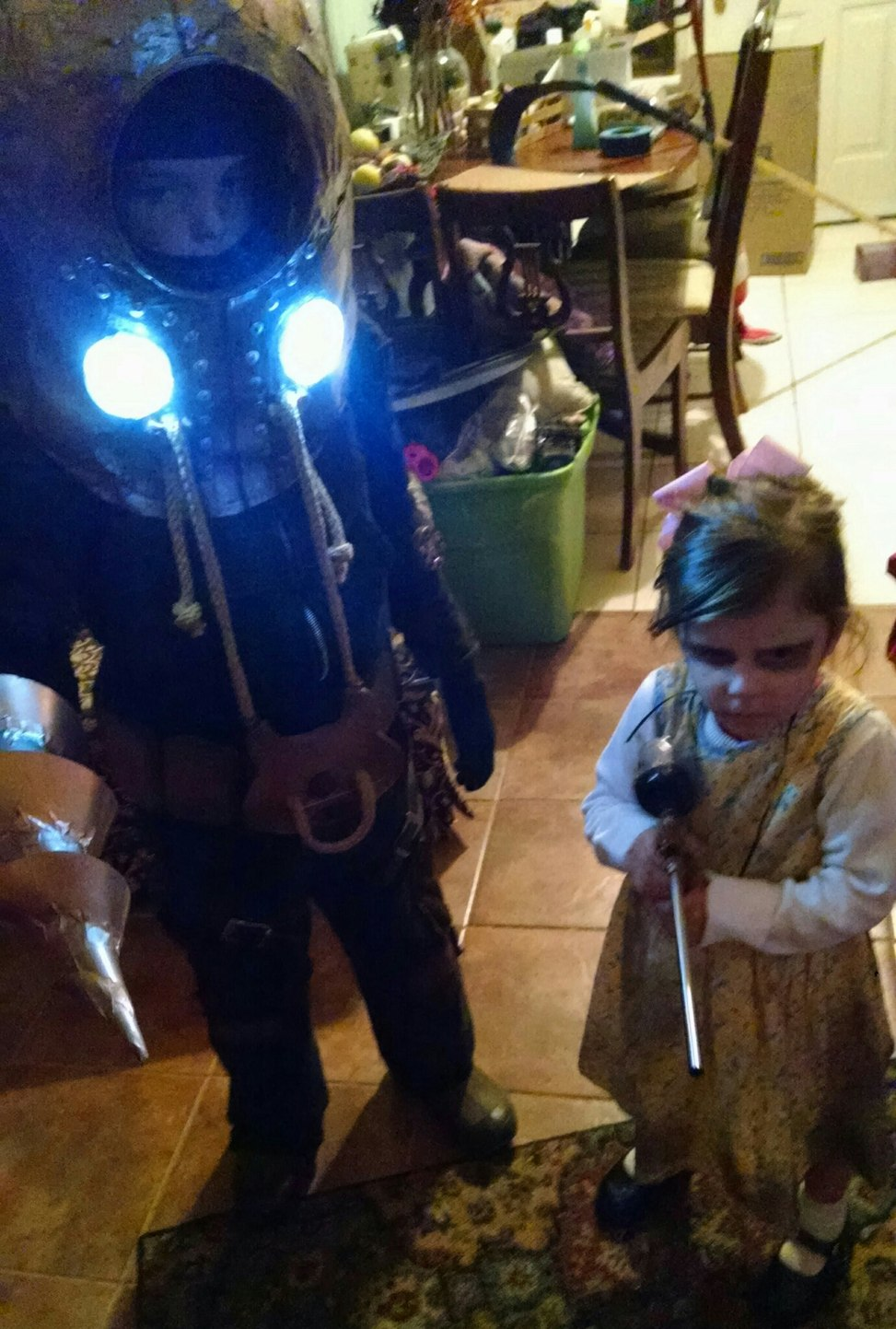 My kids on Halloween! - meme