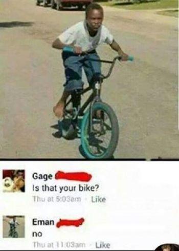 Bikes - meme