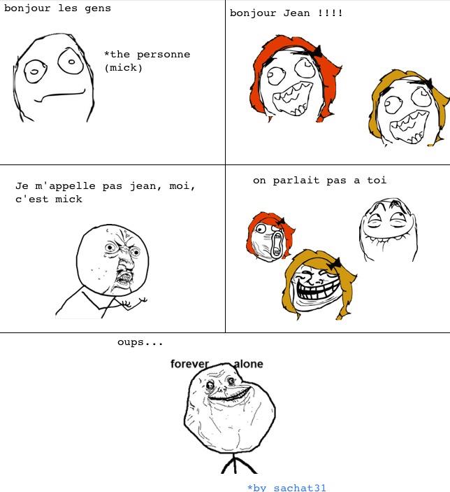 FOREVER ALOOOOOOON... - meme