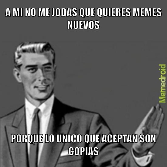 CIERTO!!! - meme
