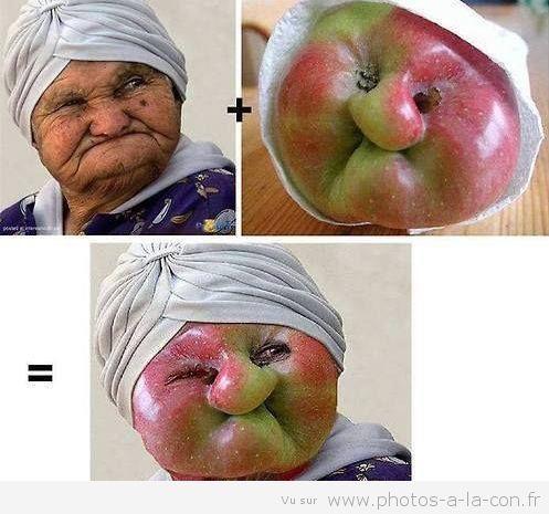 Il y a une ressemblance x) - meme