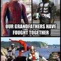 Spiderman vs Kamen rider