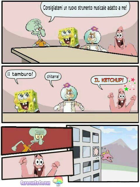 UAAAAH SPONGEBOB! :B --- cito gianno perché non gli piace questo meme.♡ ~Caprun
