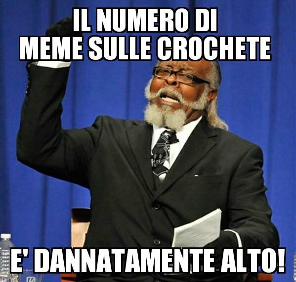 Crocheteeeee - meme