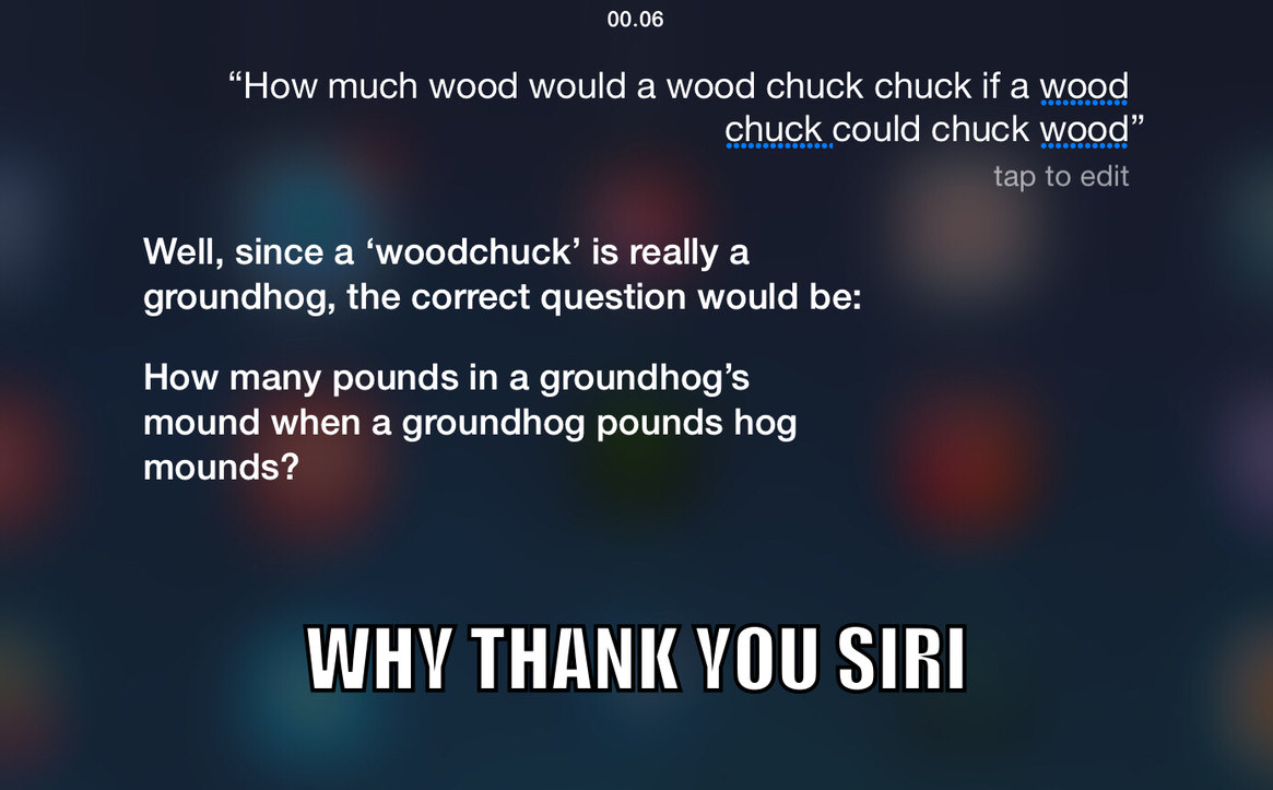 Siri FTw - meme