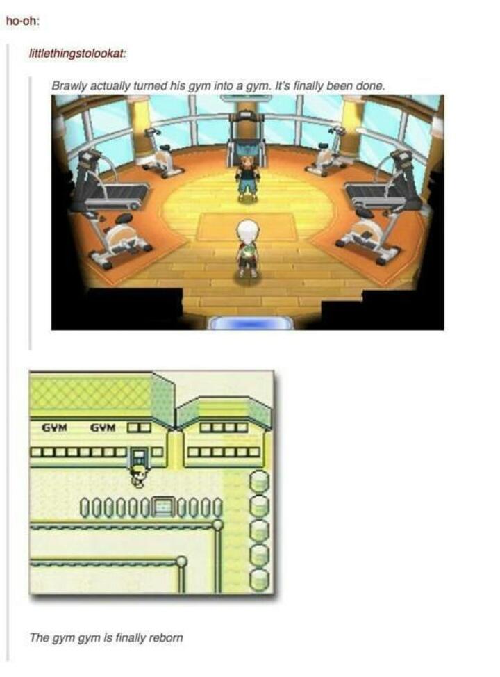 I always go to the gym gym.... - meme