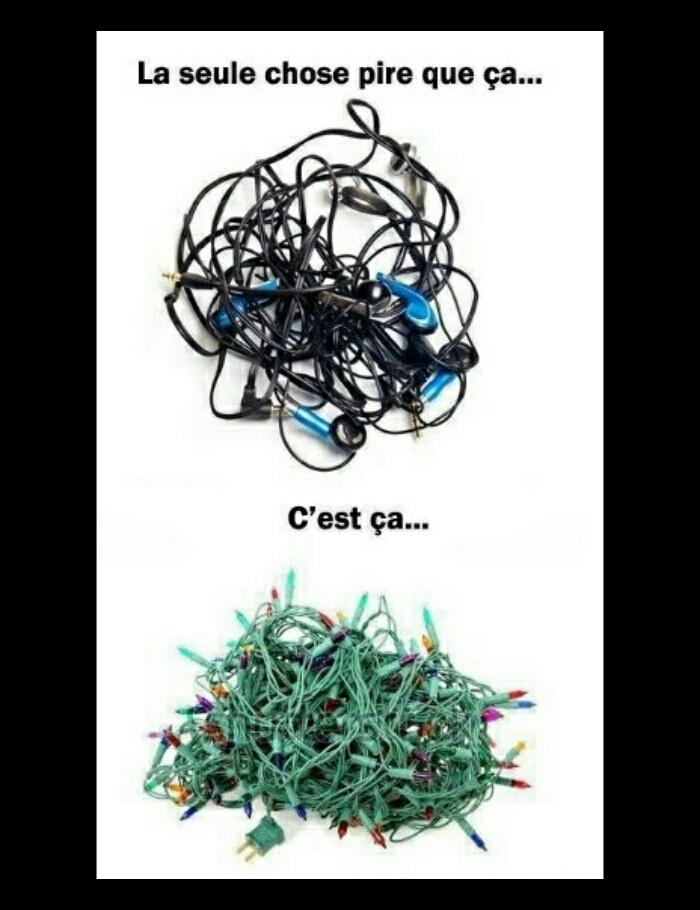 La période de Noël le sait - meme