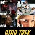 Star Trek, prediciendo el futuro desde 1966