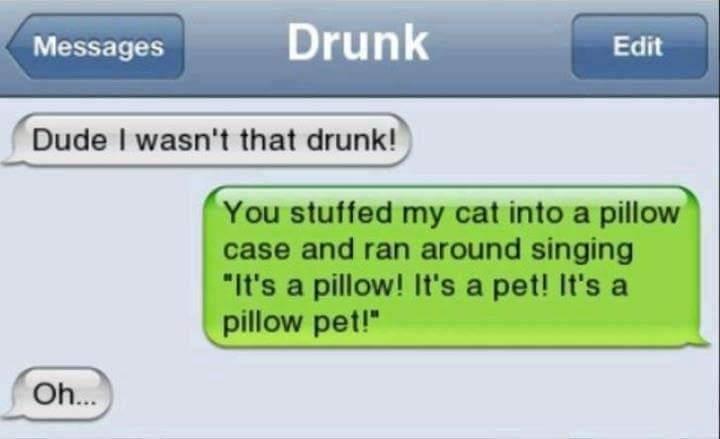 Its a pillow pet xD - meme