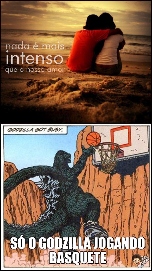 Godzilla transudo - meme