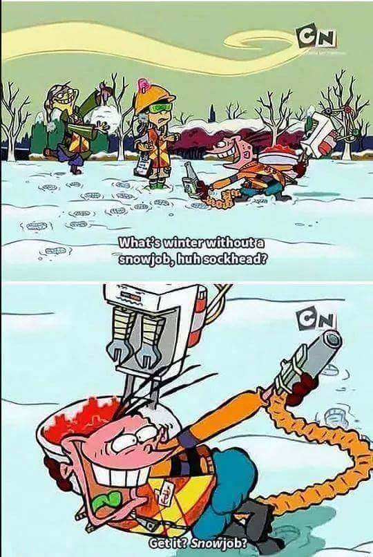 Ed, Edd n Eddy - meme