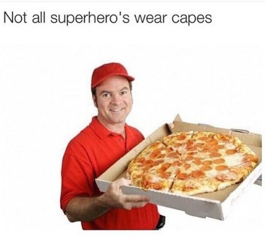 Mah hero - meme