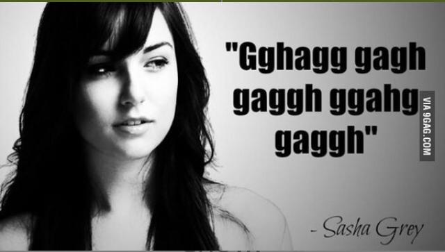 Sasha grey - meme