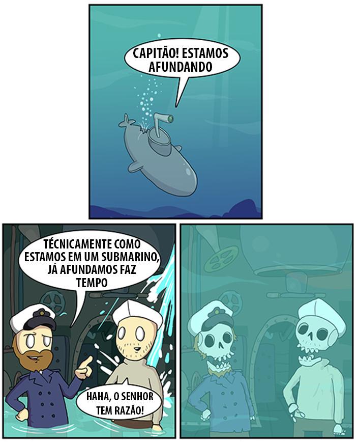 Submarino - meme