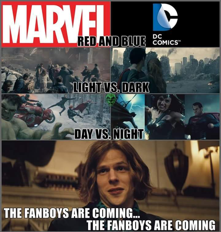 The fanboys are coming... - meme