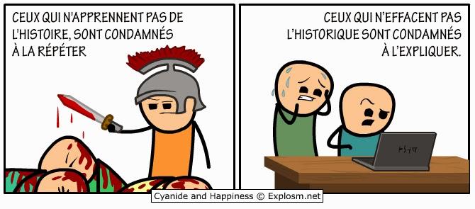 Condamner à vie - meme