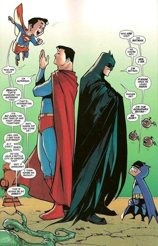 batman vs superman - meme