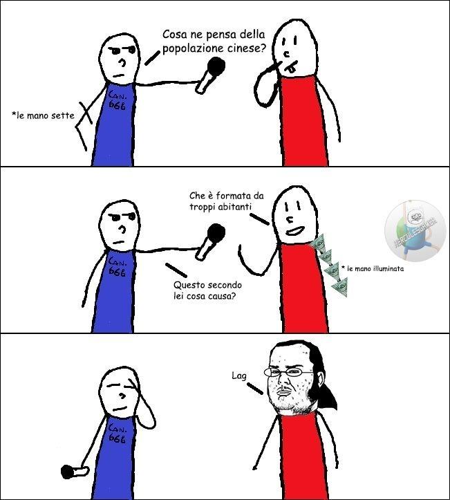 Viva il nerd - meme
