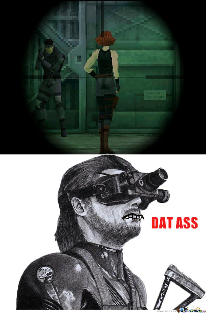 Kojima :,( - meme