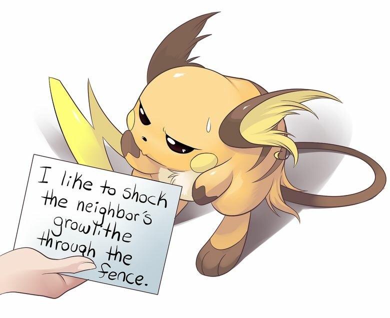 bad pokemons #4 - meme