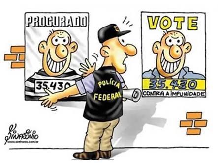 A realidade do Brasil - meme
