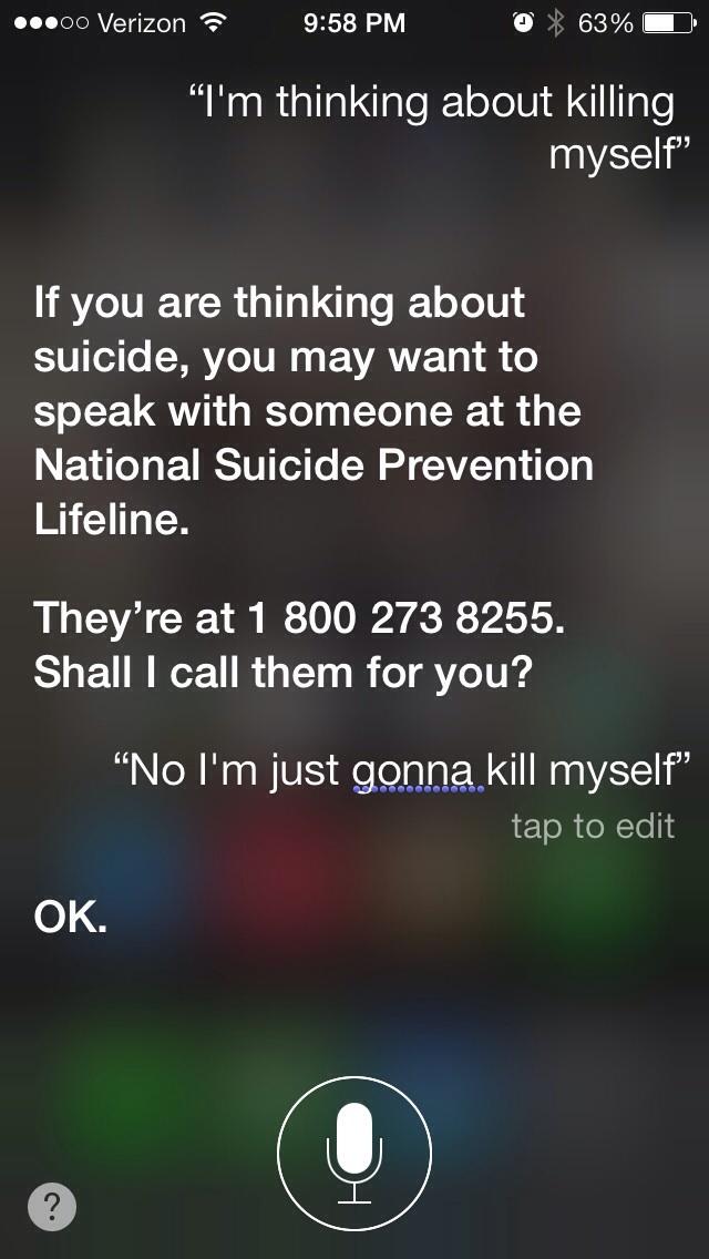 Siri knows whats up - meme