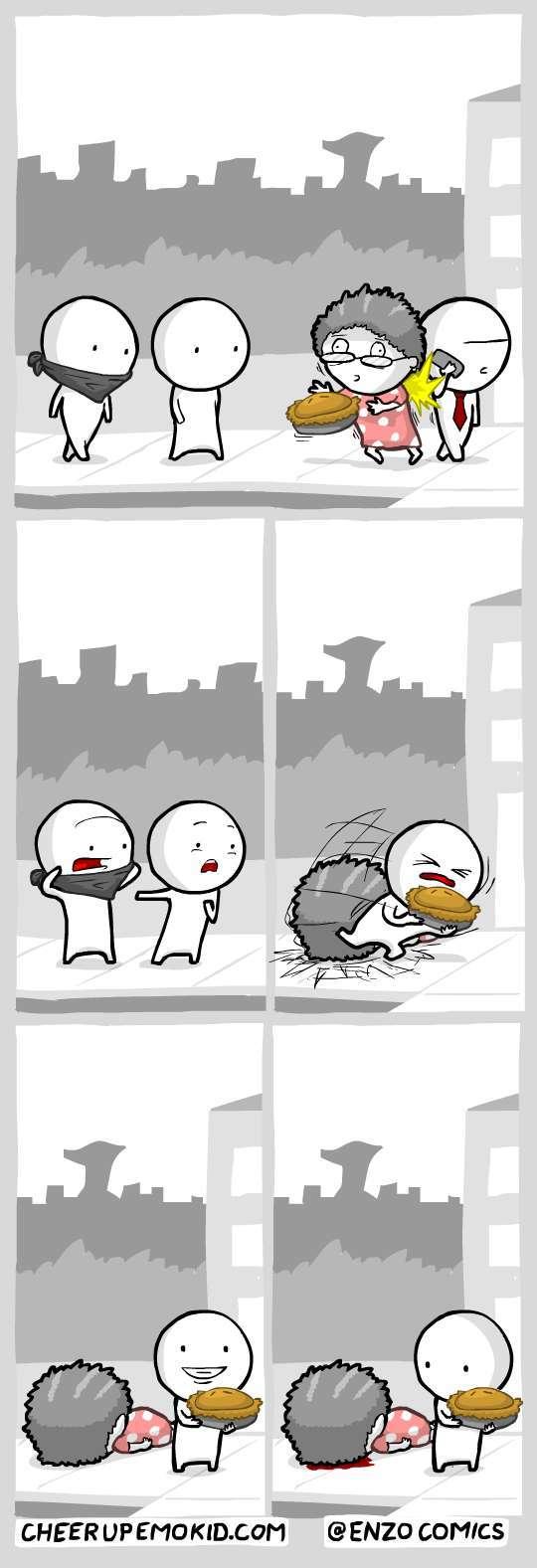 pie is life - meme