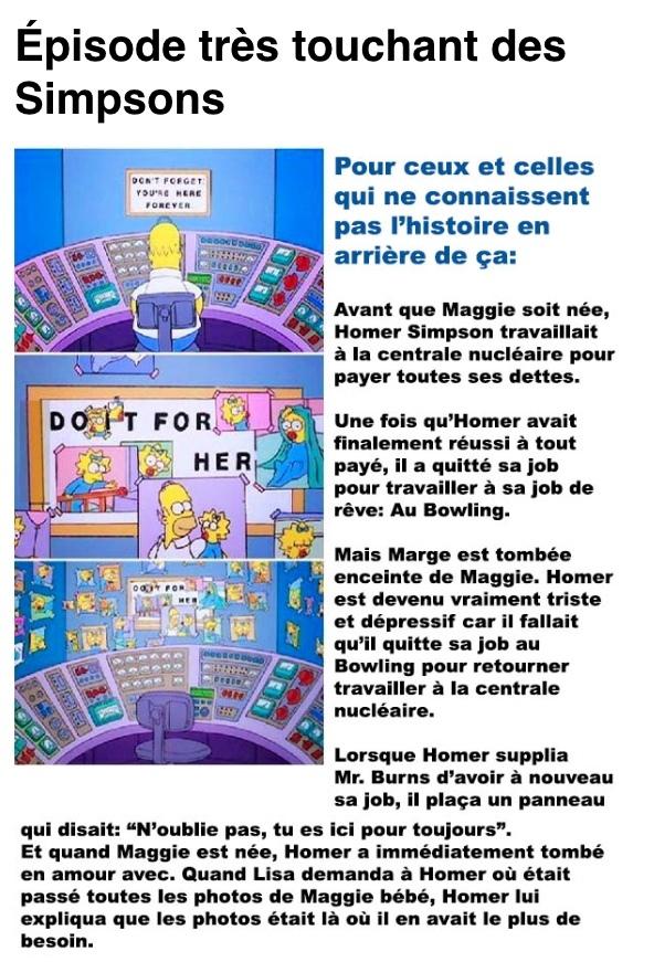 L'histoire de Homer - meme