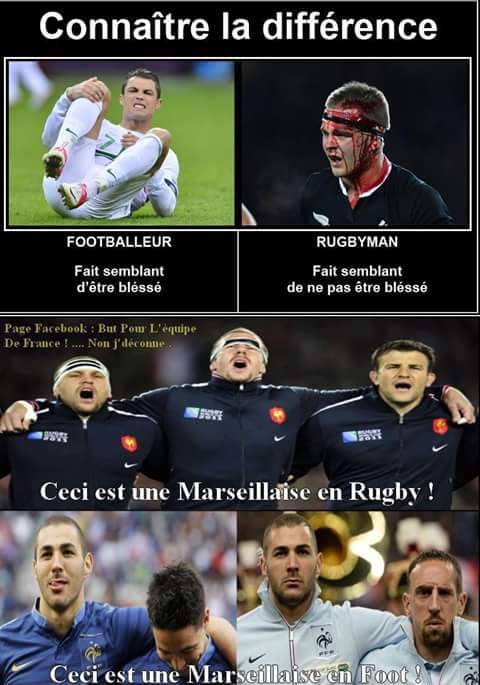 Rugby. - meme