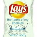 extra salty.