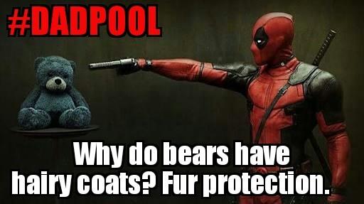 #DADPOOL Bears - meme