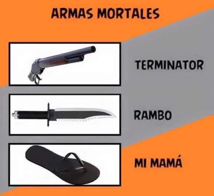 Título con Armas - meme