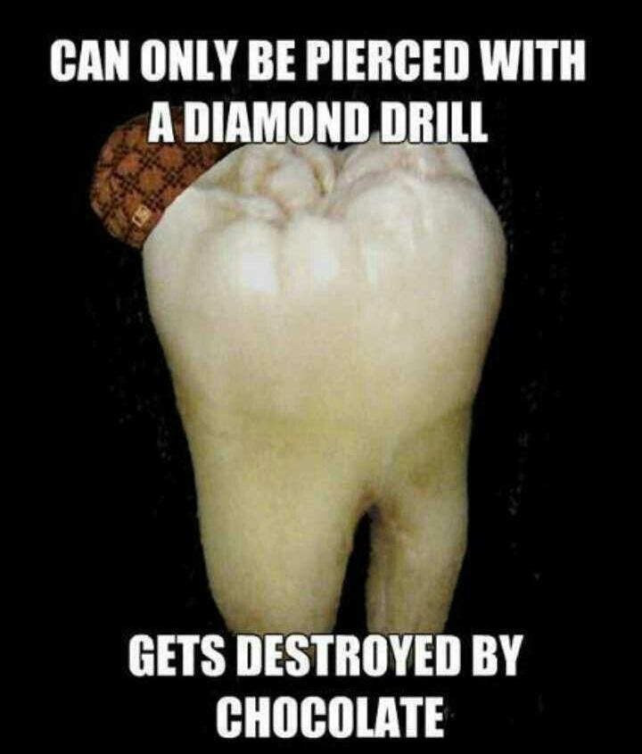 Nasty ass tooth - meme