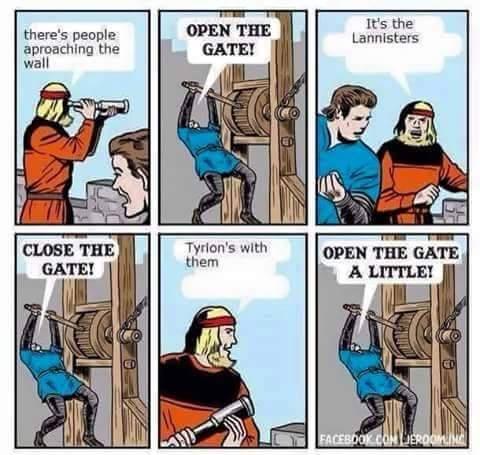 Open the gaaaaaaaaaaaaaaaaaaaaa why are you still reading this - meme